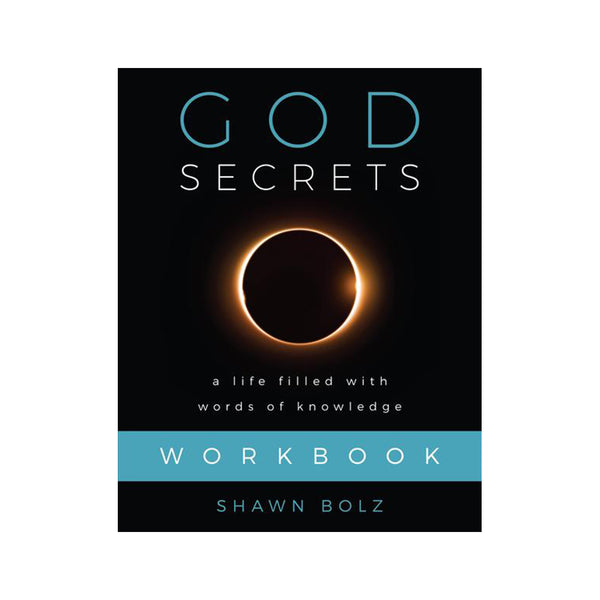 God Secrets Workbook by Shawn Bolz
