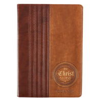 Journal Lux-Leather in Christ