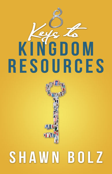 8 Keys to Kingdom Resources (Digital Book)
