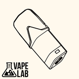 VapeStix x Vape Lab V-POD Vape Pod  Pre-Filled Cartridge (2 Pack)