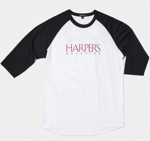 Harper's Magazine Official Softball Team Jersey