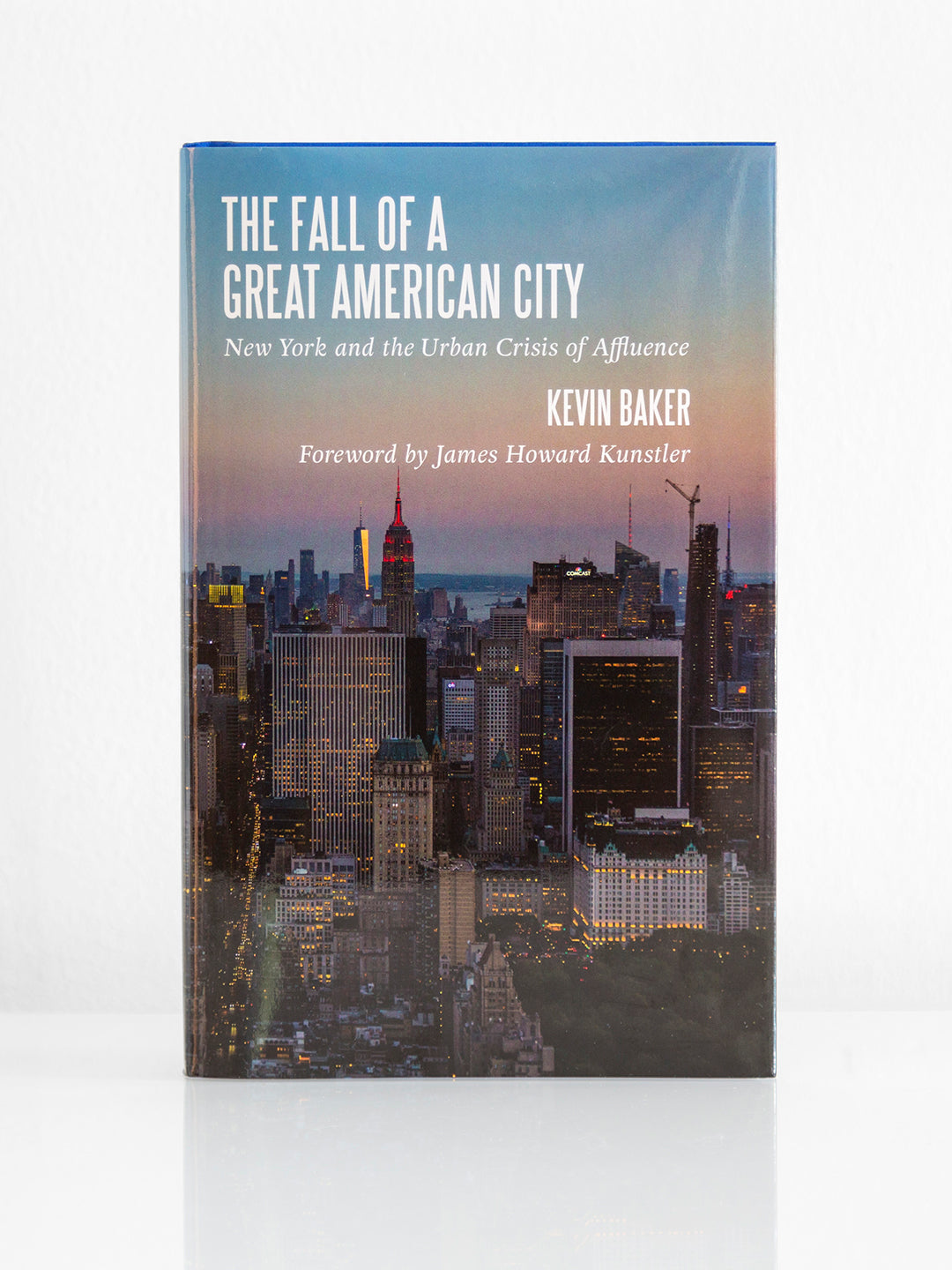 The Fall of a Great American City
