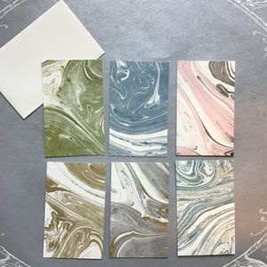 Marbled Enclosure Card available at Bench Home