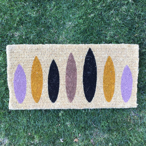 Geometric Doormat available at Bench Home