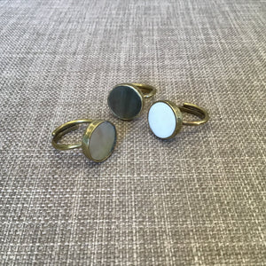 Penny Ring | 4 Styles available at Bench Home