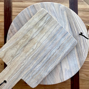 Natural Sandstone Cheese Board | 2 Styles available at Bench Home