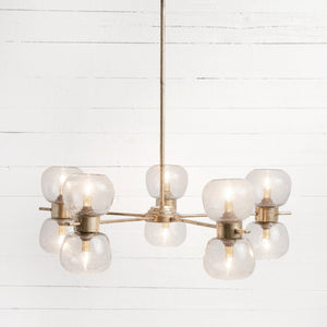 Pearson Chandelier available at Bench Home