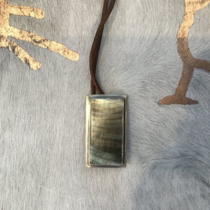 Aspen Bolo Tie Necklace | 2 Styles available at Bench Home