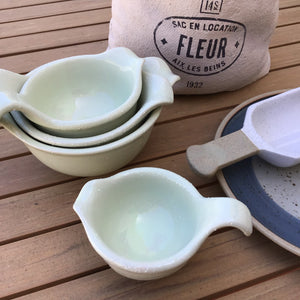 Measuring Cup Prep Bowls available at Bench Home