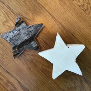 Catalpa Stars | Set of 4 available at Bench Home