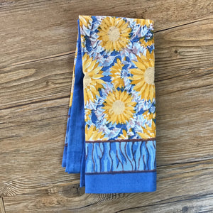Sunflower Tea Towels | Set of 3 available at Bench Home