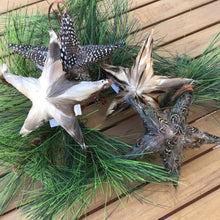 Load image into Gallery viewer, Star Feathered Ornaments | 4 Styles