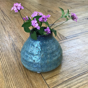 Blue Bud Vase available at Bench Home