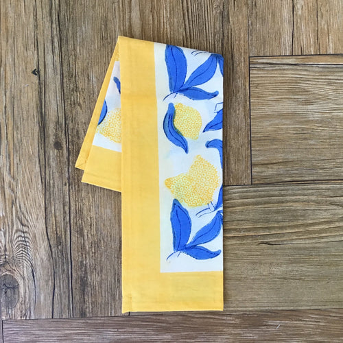 Lemon Tree Napkins | Set of 6