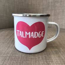 Load image into Gallery viewer, Talmadge Camp Mug | 2 Colors