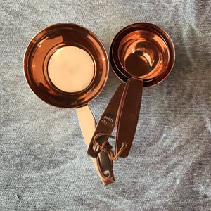 Metal Measuring Cups