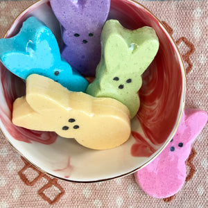 Easter Bunny Bath Bombs | 5 Scents available at Bench Home