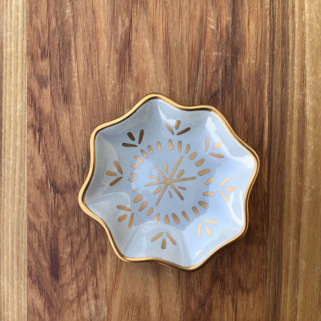 Large Fluted Trinket Tray | 3 Styles