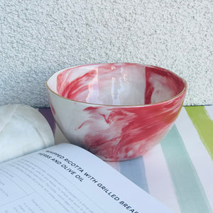 Marbled Bowl available at Bench Home