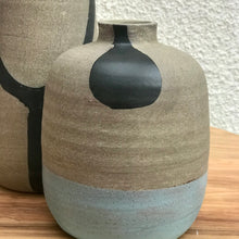 Load image into Gallery viewer, Hand Painted Terra-Cotta Vase | 2 Styles