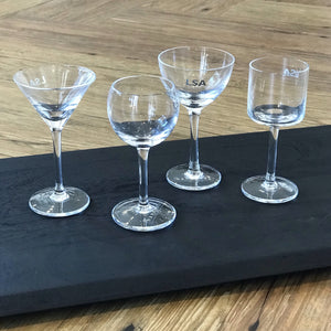 Lulu Liqueur Glasses | Set of 4 available at Bench Home