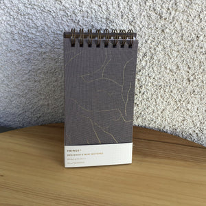 Mini Note Pad Gray available at Bench Home