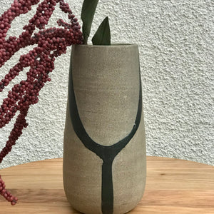 Hand Painted Terra-Cotta Vase | 2 Styles available at Bench Home