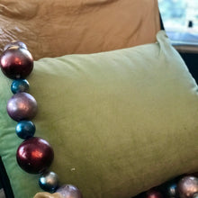 "Load image into Gallery viewer, ""Merry Christmas"" Pillow"