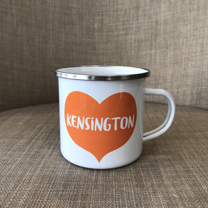 Kensington Camp Mug | 4 Colors