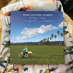 Wine Country Women of Napa Valley Book available at Bench Home