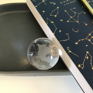 Glass Globe available at Bench Home