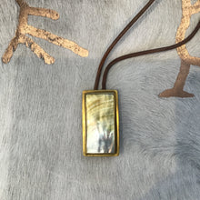 Load image into Gallery viewer, Aspen Bolo Tie Necklace | 2 Styles