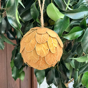 Dried Greenery Ornament | 5 Styles available at Bench Home