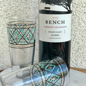 Alexandria Wine Glass | 2 Colors available at Bench Home