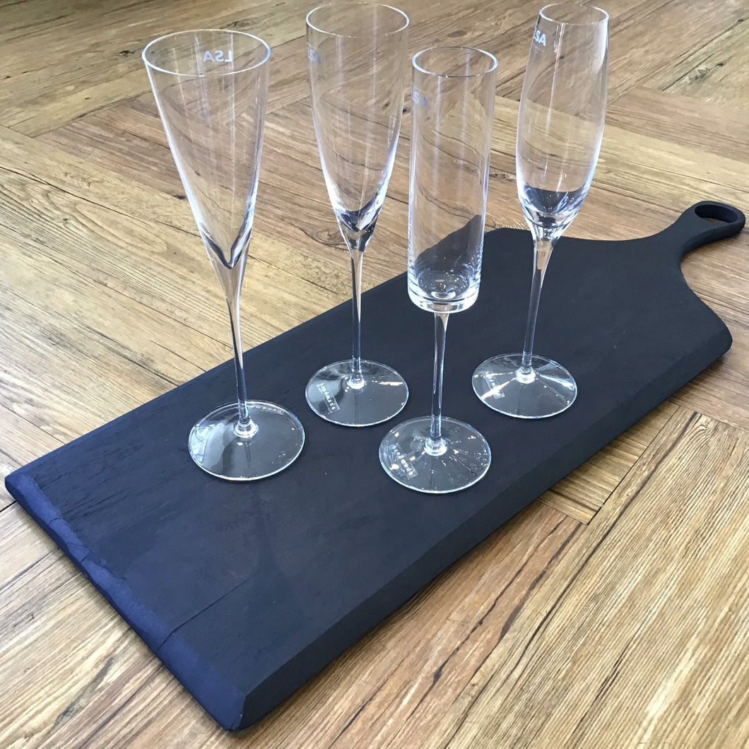 Lulu Champagne Flutes | Set of 4