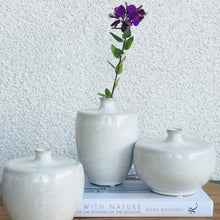 Load image into Gallery viewer, Stoneware Bud Vase | 3 Sizes