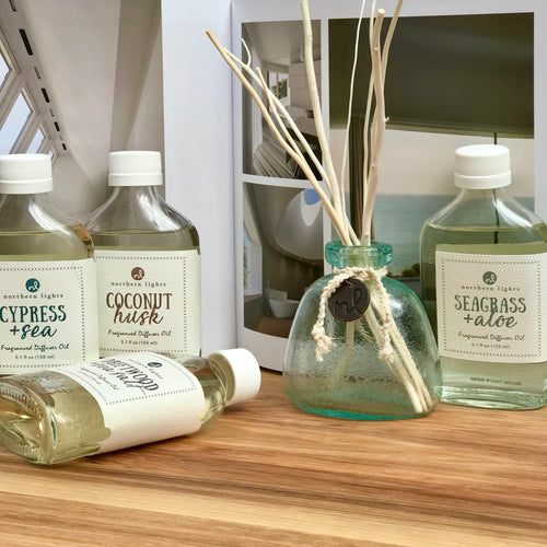 Windward Reed Diffuser | 4 Scents