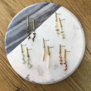 Vail Earrings | 5 Styles