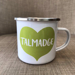 Talmadge Camp Mug | 2 Colors