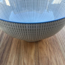Load image into Gallery viewer, Kiri Gray & Blue Bowl | Large