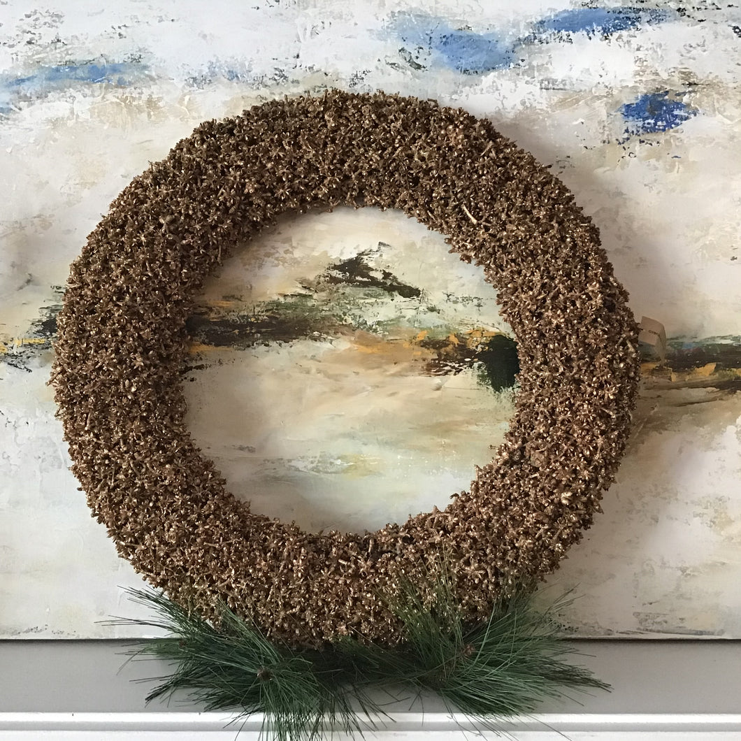 Peppercorn Wreath