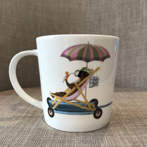 Scooter Dogs Mug | 3 Styles available at Bench Home