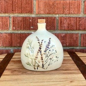 Floral Bottle available at Bench Home