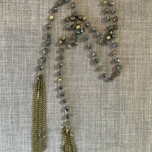 Box Pyrite Lariat