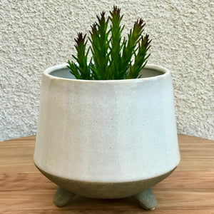 Footed Plant Pot | 2 Sizes available at Bench Home