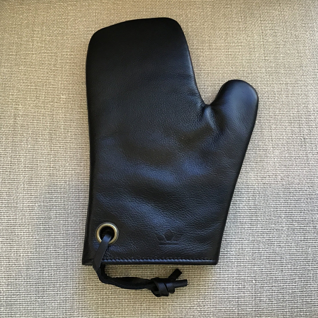 Leather Oven Mitt