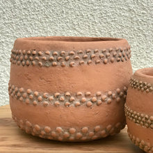 Load image into Gallery viewer, Terra-Cotta Planter | 2 Sizes