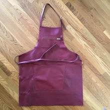 Load image into Gallery viewer, Leather Apron