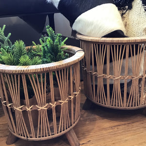 Woven Baskets | 3 Sizes available at Bench Home