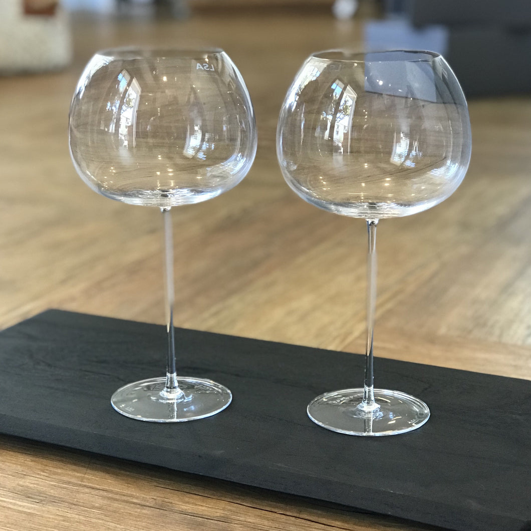 Bar Culture Balloon Glasses | Set of 2